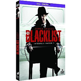 Coffret the blacklist, saison 1, Dvd