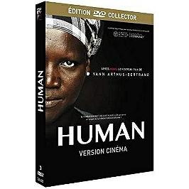 Coffret human, Dvd