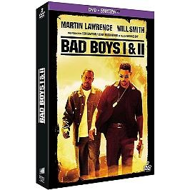 Coffret bad boys 2 films : bad boys 1 ; bad boys 2, Dvd