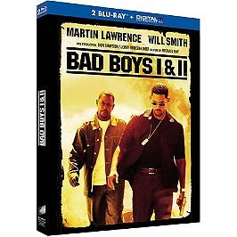 Coffret bad boys 2 films : bad boys 1 ; bad boys 2, Blu-ray