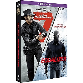 Coffret Antoine Fuqua 2 films : les 7 mercenaires ; equalizer, Dvd