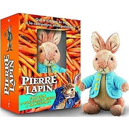 Coffret Pierre Lapin, Dvd