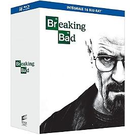Coffret intègrale breaking bad, Blu-ray