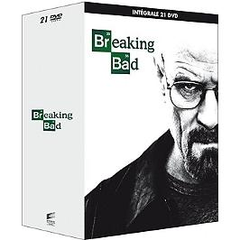 Coffret intégrale breaking bad, édition spéciale, Dvd