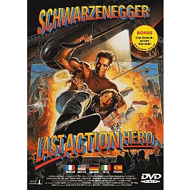 Last action hero, Dvd