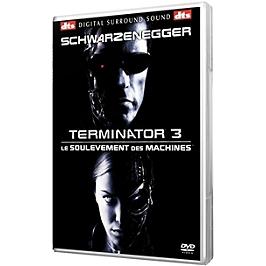 Terminator 3 - Le soulèvement des machines, Dvd