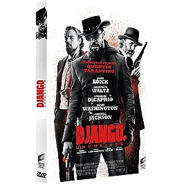 Django unchained, Dvd