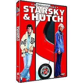 Starsky et Hutch, saison 2, Dvd