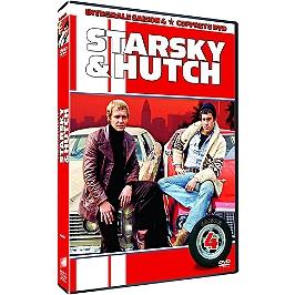 Starsky et Hutch, saison 4, Dvd