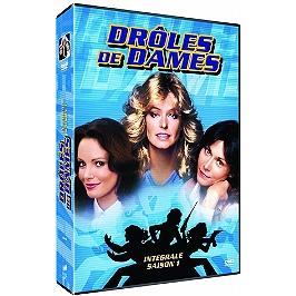 Drôles de dames, saison 1, Dvd