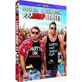 22 jump street, Dvd