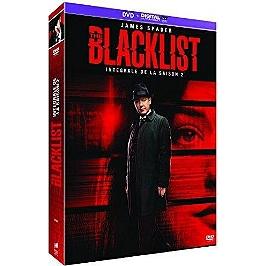 Coffret the blacklist, saison 2, Dvd