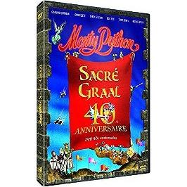 Monty Python - sacré Graal, édition anniversaire, Dvd