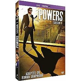 Coffret powers, saison 1, Dvd