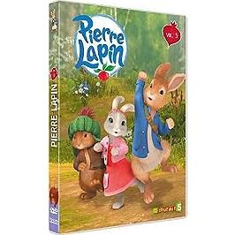 Pierre Lapin, vol. 5, Dvd