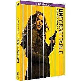 Coffret unforgettable, saison 4, Dvd