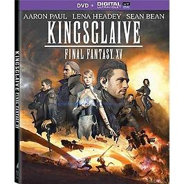 Final fantasy XV : kingsglaive, Dvd