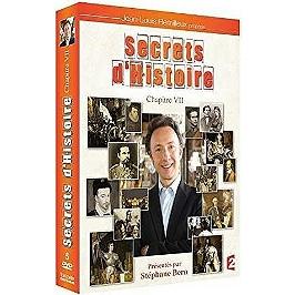 Coffret secrets d'histoire, vol. 7, Dvd