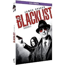 Coffret the blacklist, saison 3, Dvd