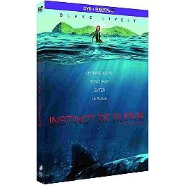 Instinct de survie, Dvd