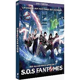 S.o.s. fantômes, Dvd