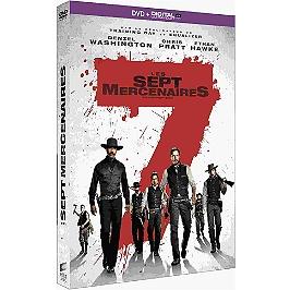 Les 7 mercenaires, Dvd