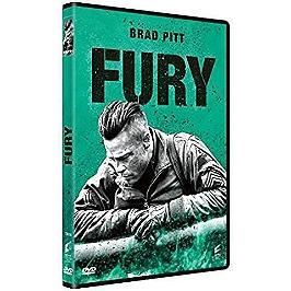 Fury, Dvd