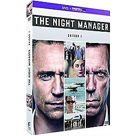 Coffret intégrale the night manager, 6 épisodes, Dvd