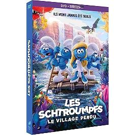 Les Schtroumpfs 3 : les Schtroumpfs et le village perdu, Dvd