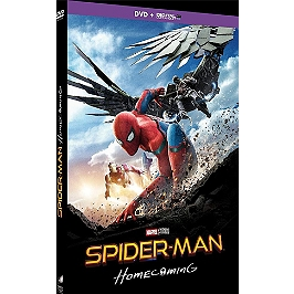 Spider-man : homecoming, Dvd