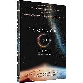 Voyage of time, Dvd