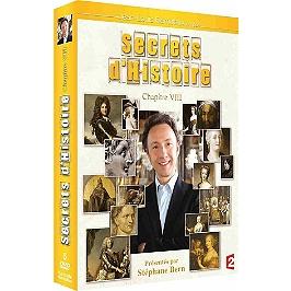 Coffret secrets d'histoires, chapitre VIII, Dvd