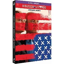 Coffret house of cards, saison 5, Dvd