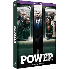 Coffret power, saisons 1 à 3, Dvd