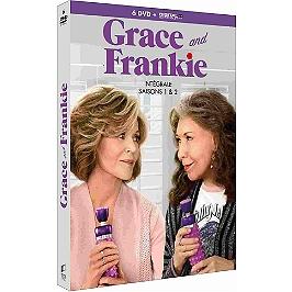 Coffret Grace and Frankie, saisons 1 et 2, Dvd