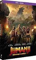 Jumanji 2 : bienvenue dans la jungle en Dvd