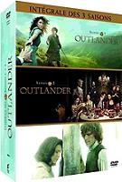 Coffret outlander, saisons 1 à 3 en Dvd