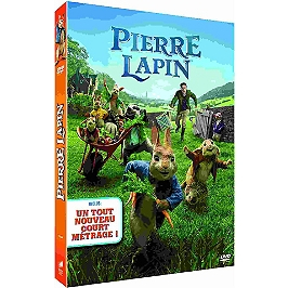 Pierre Lapin, Dvd
