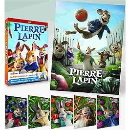 Pierre Lapin édition spéciale E.Leclerc : inclus 5 Cartes collector des personnages + un poster, édition spéciale E.Leclerc, Dvd