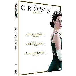 Coffret the crown, saison 2, Dvd