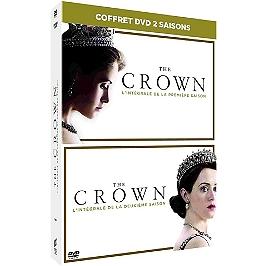 Coffret the crown, saisons 1 et 2, Dvd