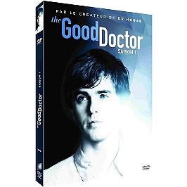Coffret good doctor, saison 1, 18 épisodes, Dvd