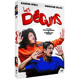 Les déguns, Dvd