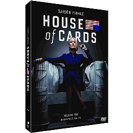 Coffret house of cards, saison 6, épisodes 66 à 73, Dvd