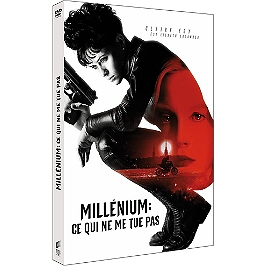 Millenium 2 : ce qui ne me tue pas, Dvd