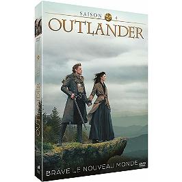 Coffret outlander, saison 4, Dvd