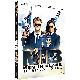 Men in black : international, Dvd