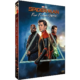 Spider-Man : far from home, Dvd
