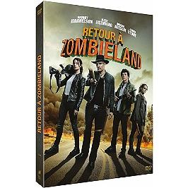Retour à Zombieland, Dvd