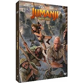 Jumanji 2 : next level, Dvd